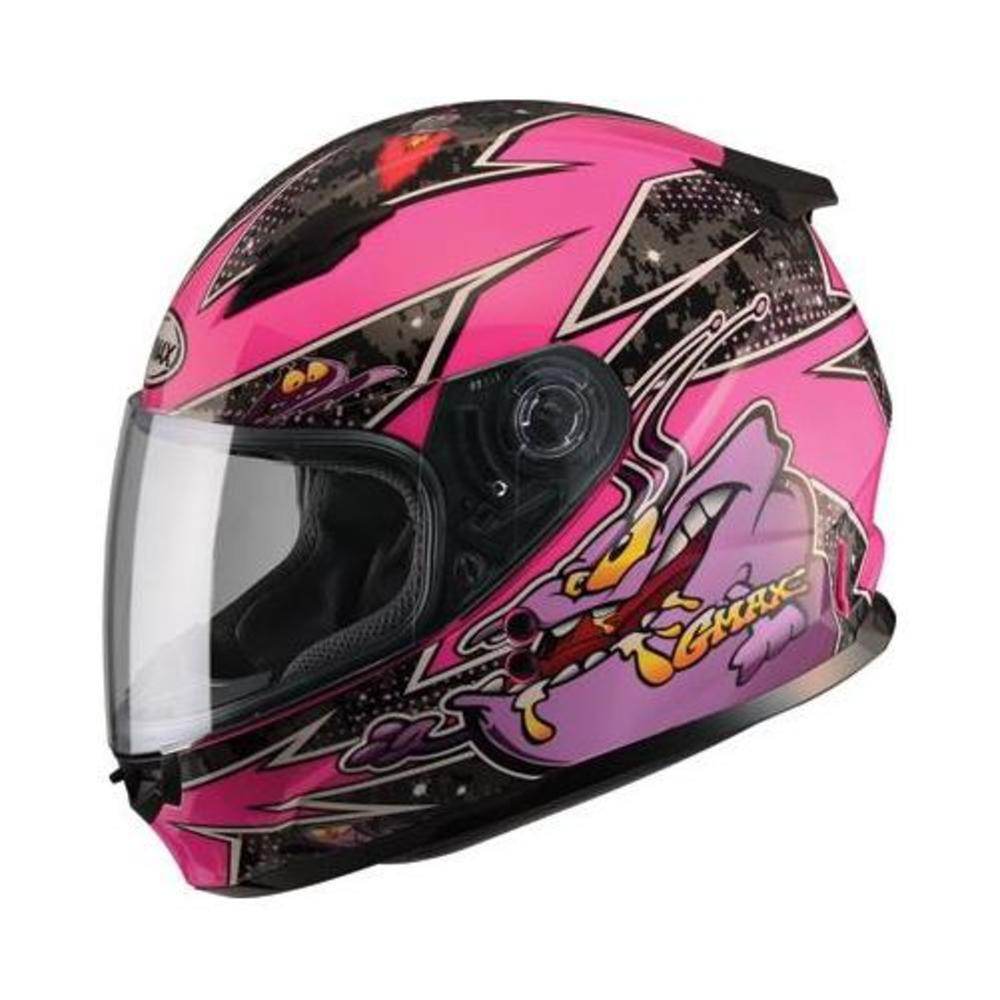 G-Max GM49Y Alien Youth Helmet
