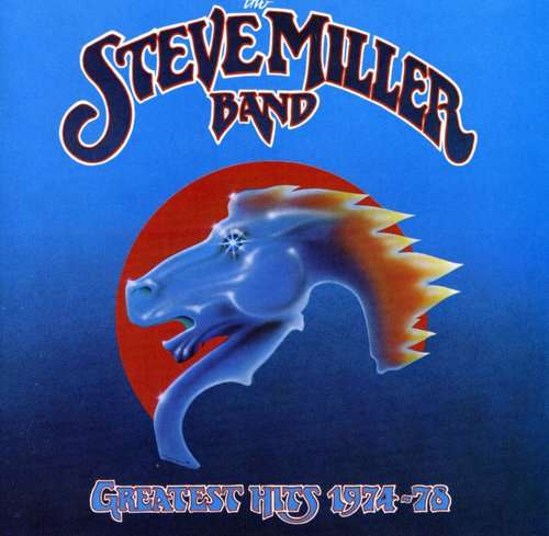 Steve Miller Band - Greatest Hits 1974-1978 (CD)