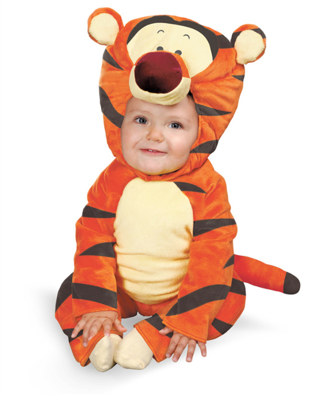 Disguise   Winnie The Pooh Baby Comfy Fur Tigger the Tiger ...