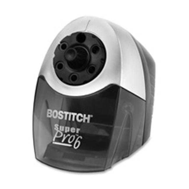 Stanley Bostitch BOSEPS12HC Commercial Pencil Sharpener- 6 Ft.  Cord- 5inchx9inchx7-. 50inch- Gray