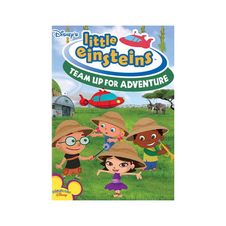 Little Einsteins: Team Up for Adventure (DVD)