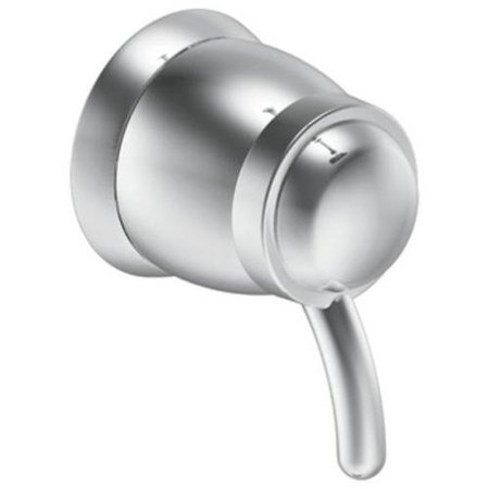 Moen TS3200 Single Handle Volume Control Trim and Metal Lever Handle less Valve, Available in Various Colors