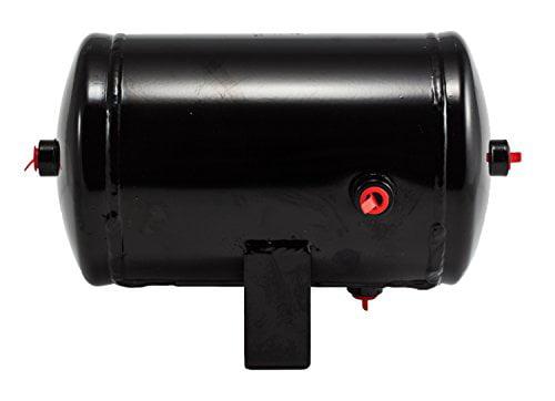 Chrome Kleinn Air Horns HK3 Complete Triple Air Horn Package