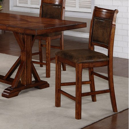 Wildon home counter height extendable dining table for Counter height extendable dining table