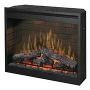 "DIMPLEX DF3015 Electric Firebox, 31"" Width, Logs Media"