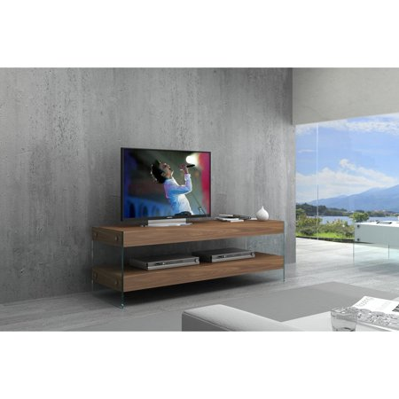 Walnut Elm (J&M Furniture Elm TV Base -  Matte Walnut )