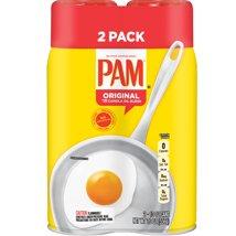 Cooking Spray: Pam Original