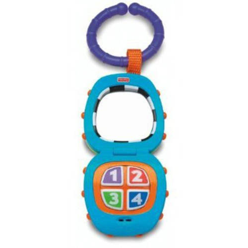 Fisher-Price - Fun Sounds Flip Phone