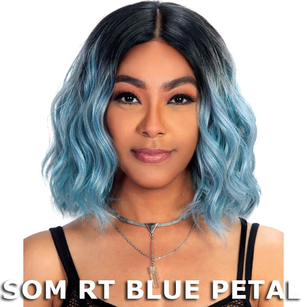 """Sis Sassy Natural Deep """"I"""" Part Lace Front Wig - IVY (FS1B/30)"""