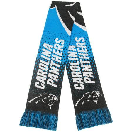 Carolina Panthers Gradient Scarf