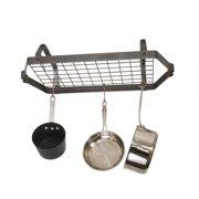 Enclume USA Handcrafted Gourmet Low Ceiling Retro Pot Rack