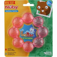 Nuby IcyBite Round Ring Teether