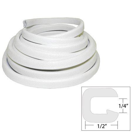 TACO FLEXIBLE VINYL TRIM 1/4