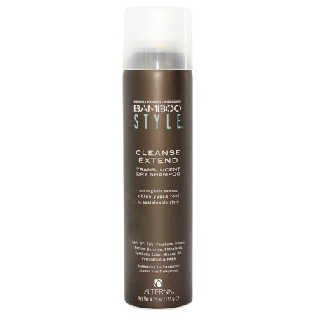 Alterna - Bamboo Style Cleanse Extend Translucent Dry Shampoo - 4.75 oz.