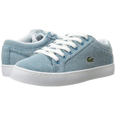 (Lacoste Boys Straight Lace 217 2 Low Top   Fashion Sneaker)