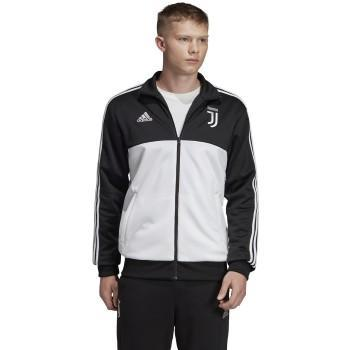 adidas Men's Juventus 3S Track Top 2019-20 | DX9204 (Adidas Shoes Of Soccer)