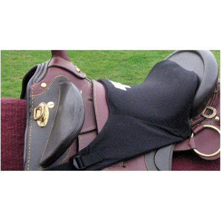 Foam Tush Cushion Seat for Australian Saddle, 8 inches Wide x 10 inches Long By Cashel ()