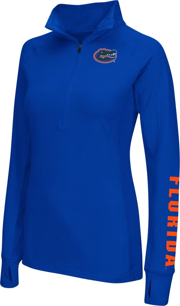 University of Florida Gators Ladies Personal Best Running Jacket by Colosseum