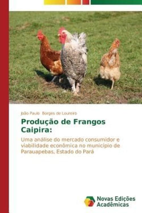 Producao de Frangos Caipira by