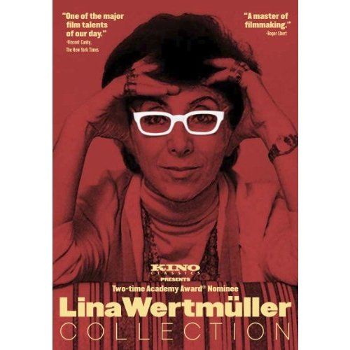 The Lina Wertmuller Collection: Love & Anarchy / The Seduction Of Mimi / All Screwed Up (Widescreen)