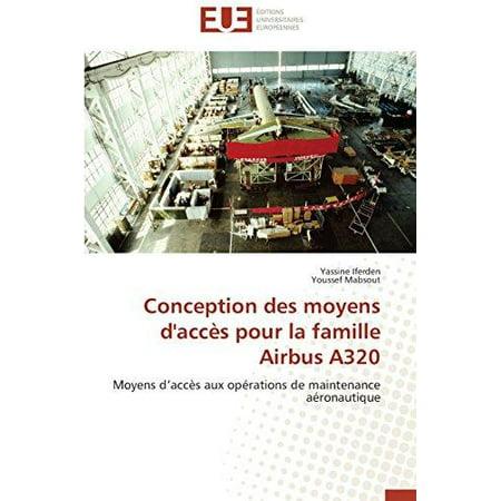 Conception Des Moyens Dacces Pour La Famille Airbus A320