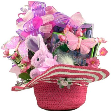 Girls Easter Baskets (Gift Basket Drop Shipping GiJuWaHaFu Girls Just Wanna Have Fun, Easter Gift)