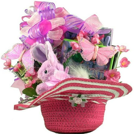 Gift Basket Drop Shipping GiJuWaHaFu Girls Just Wanna Have Fun, Easter Gift Basket](Easter Baskets For Sale)
