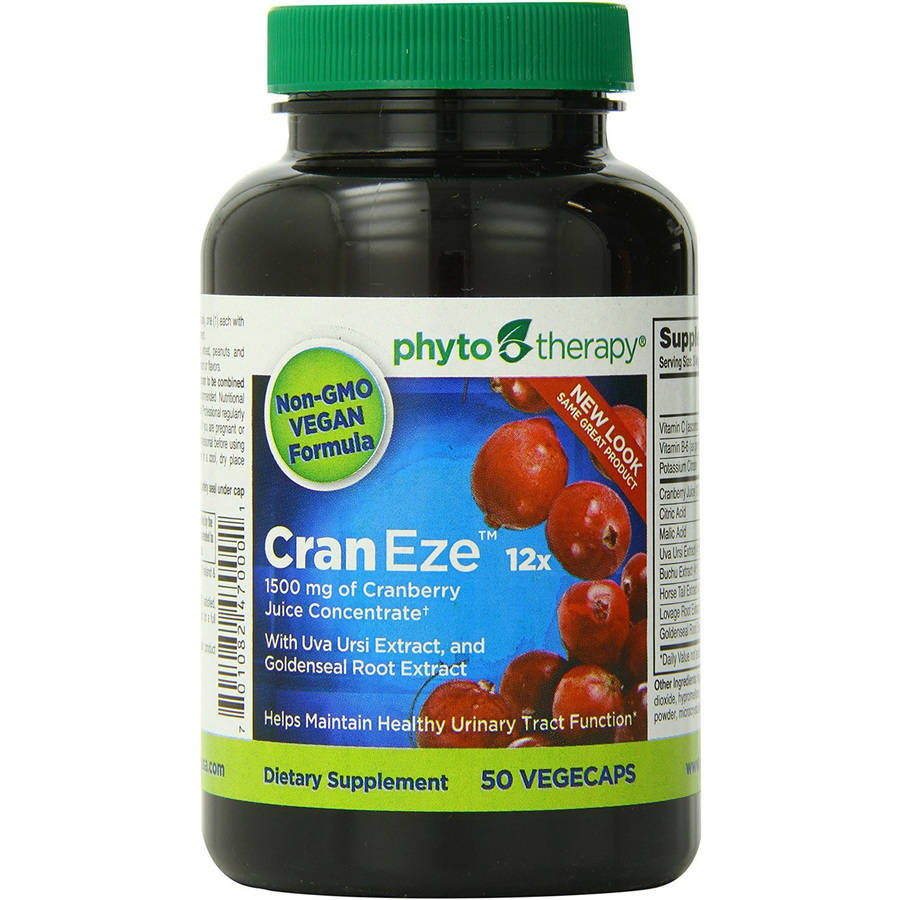 Phyto-Therapy Cran-Eze, 50 CT