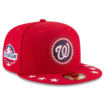 2eaacced5 Washington Nationals New Era 2018 MLB All-Star Workout On-Field ...