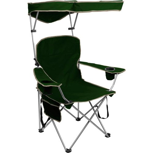 This button opens a dialog that displays additional images for this product with the option to zoom in or out.  sc 1 st  Walmart & Quik Shade Adjustable Canopy Folding Camp Chair - Walmart.com