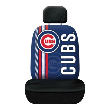 Baseball Seam (MLB Chicago Cubs Rally Seat Cover )