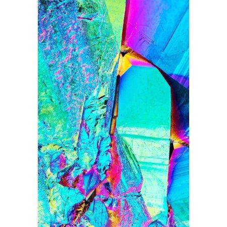 Ultra Violet Color of the Year Bullet Journal: Plain Dot Grid Journal High-Def Titanium Rainbow Crystals (Paperback) (Crystal Violet Test)