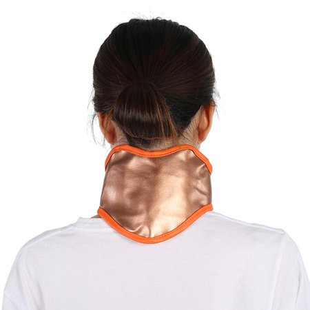 - WALFRONT Electric Cervical Massage Vibration Belt, Heating Infrared Magnet Massage Cervical Vertebra Spine Neck Brace
