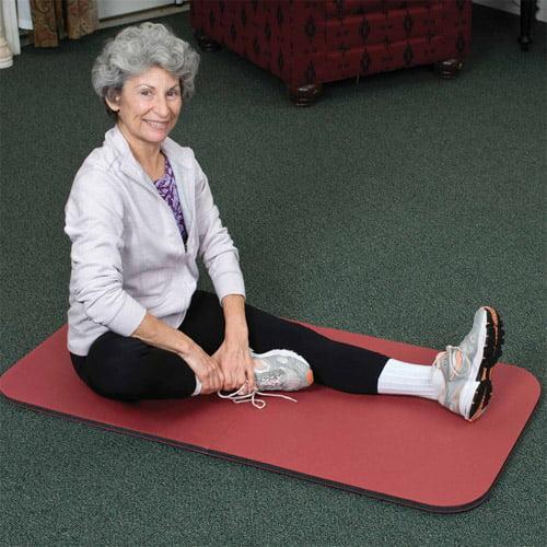 Bi-Fold Exercise Mats, Adult