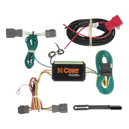 - Curt Manufacturing Cur56184 13-C Santa Fe with O Tow Package T-Connector