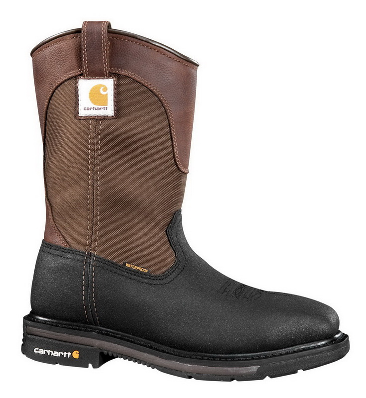 Carhartt 11in Rugged Flex Waterproof Wellington Steel Toe by Carhartt