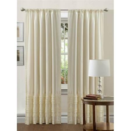 Paloma Ivory Window Curtain Walmartcom