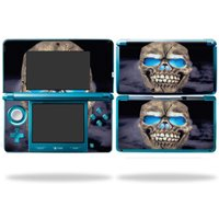 Skin For Nintendo 3DS Grunge Collection