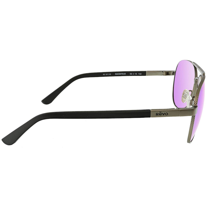 f998d7a6eea Revo - Revo Raconteur Polarized Sunglasses - Walmart.com