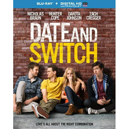 Date And Switch  Blu Ray