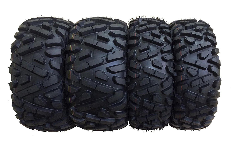 One New WANDA ATV UTV Tire 25x11-10 25X11X10 6PR P350-10249