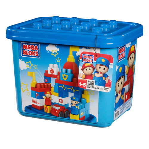 Mega Bloks TubTown Rescue Center Play Set
