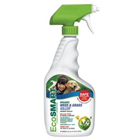 EcoSMART Organic Weed and Grass Killer, 24-Ounce - Halloween Weed