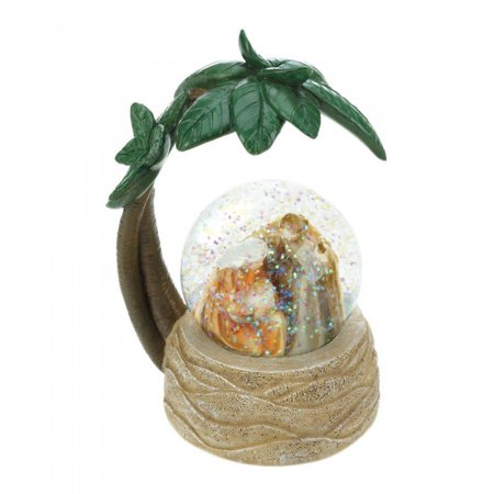 (NATIVITY SCENE SNOW GLOBE)