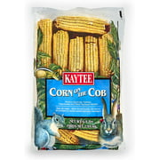 Kaytee Corn on the Cob, Squirrel and Critter Feed, 6.5 lb. Bag