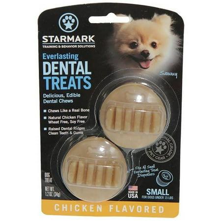 Starmark Everlasting Dental Treat, Chicken, Small