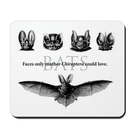 - CafePress - Bats - Non-slip Rubber Mousepad, Gaming Mouse Pad