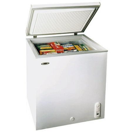 freezer chest haier freezers cubic riddles cu ft foot amazon deep walmart feet wayfair lock garage kitchen appliances cf comes