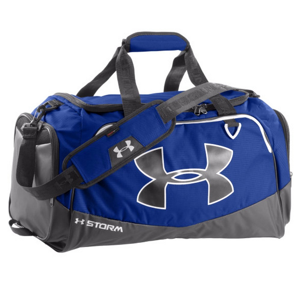 b86bc11cac Under Armour Undeniable II Storm Medium Size Duffle Bag Equipment Bag  1263967 - Walmart.com