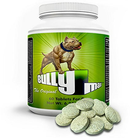 Bully Max The Ultimate Canine Supplement, 60